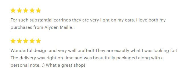 Aurora's Crystal Shard Earrings Review