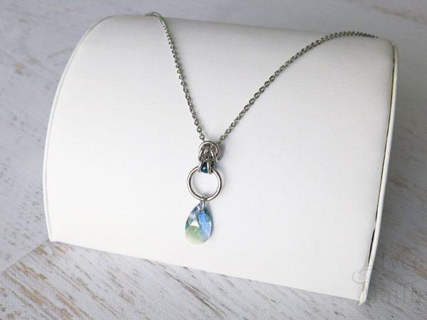 Springtime Dream Crystal Pendant