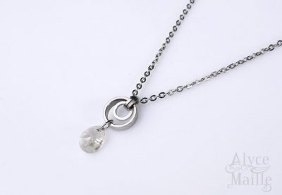 Twilight Pendant Necklace