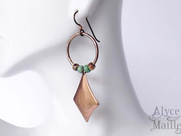 Alyce n Maille Southwest Boho Earrings