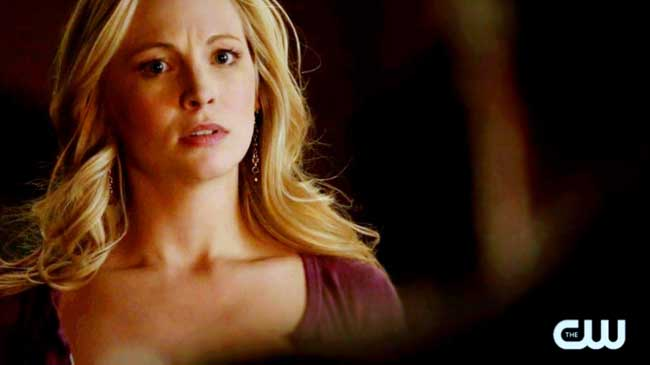 Caroline's Keepsake Earrings as seen on The Vampire Diaries