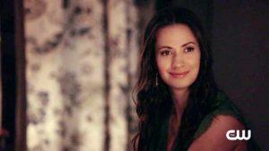 Seline's Forever Gold Tassel Earrings as seen on The Vampire Diaries