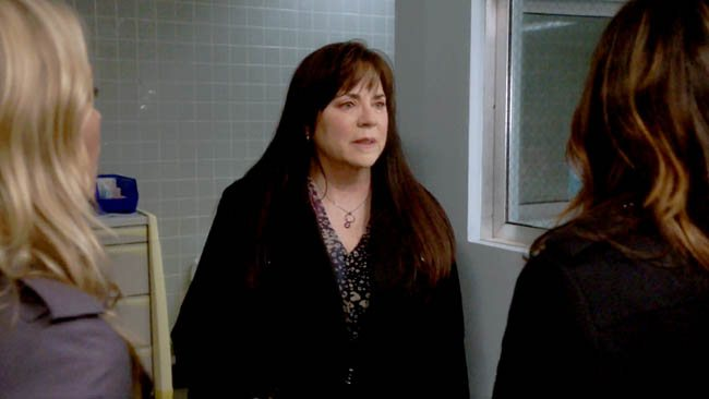 Alyce n Maille Flower Petal Pendant as seen on Law and Order SVU